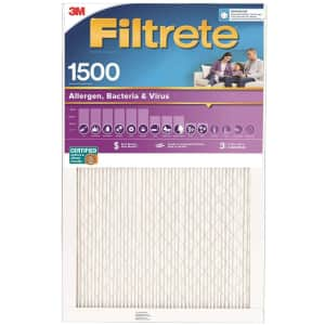 3M Filtrete Air Filters at Ace Hardware: Extra $2 to $3 off w/ Ace Rewards