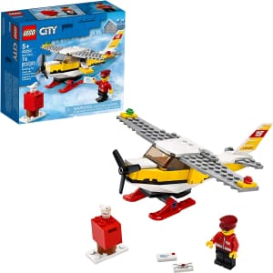 LEGO City Mail Plane for $8