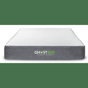 "GhostBed Classic 11"" Medium-Firm Cooling Gel Memory Foam Queen Mattress for $553"