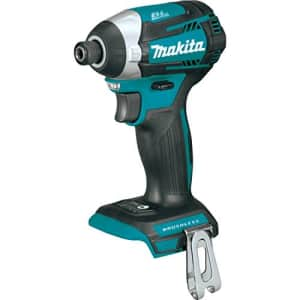 Makita XDT14Z 18V Lithium-Ion Brushless Cordless 3-Speed Impact Driver (Renewed) for $106
