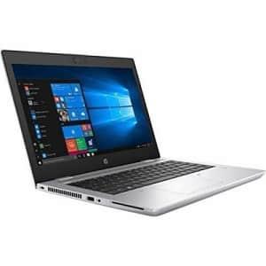 "HP Probook 640 G5 14"" Notebook - 1920 X 1080 - Core i5 i5-8365U - 8 GB RAM - 16 GB Optane Memory - for $1,350"