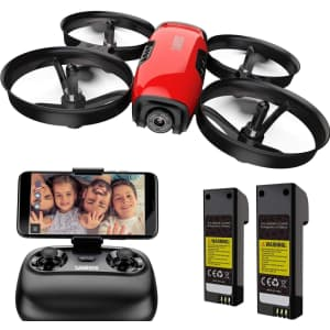 Sanrock U61W Quadcopter Drone with Camera for $50