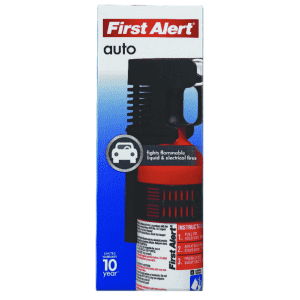 First Alert 2-Lb. Fire Extinguisher For Auto for $7.99 for Ace Reward members