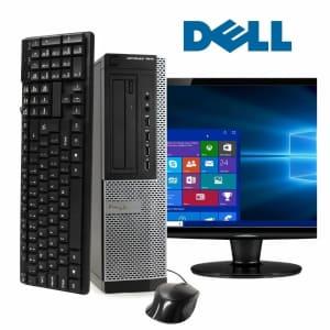 """Dell OptiPlex 7010 Sandy Bridge i5 PC w/ 19"""" Monitor for $290"""