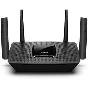 Linksys Mesh WiFi Tri-Band Router for $134