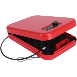 Dalmbox Portable Safe for $23