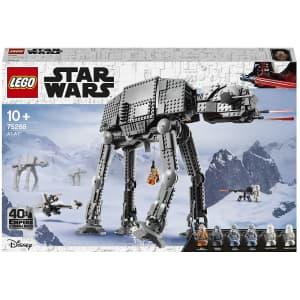 LEGO Star Wars AT-AT Walker Building Kit for $141