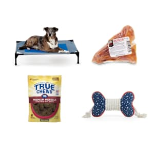 Petco 4th of July Prep Sale: up to 50% off + 20% off $50 w/ pickup