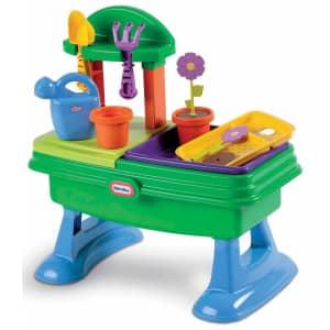 Little Tikes Garden Bench Play Set for $37