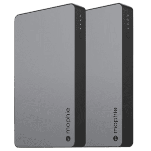 Mophie Powerstation 6,200mAh Battery Pack 2-Pack for $20