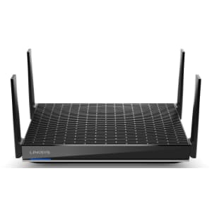 Linksys AX6000 Dual-Band Mesh Wi-Fi 6 Router for $149 for members
