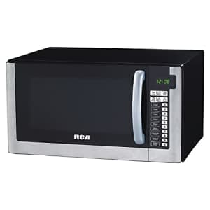 RCA RMW1603 Microwave, 1.6, Stainless Steel for $110