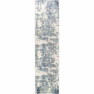 "Artistic Weavers Arti Blue Area Rug, 2'7"" x 7'3"" for $62"