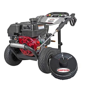 Simpson Powershot 3,500-PSI Cold Water Pressure Washer for $400 for members