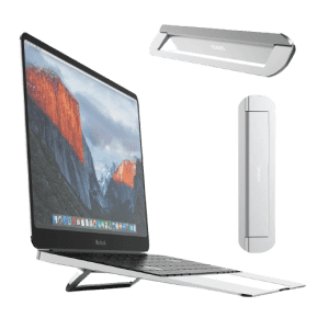 Licheers Foldable Laptop Stand for $12