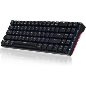 RK Royal Kludge LED Backlit Mechanical Keyboard for $25