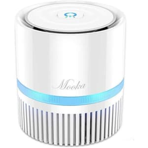 Mooka Air Purifiers at Amazon: Up to 33% off