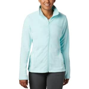 Columbia Women's Western Ridge Full-Zip Jacket for $20