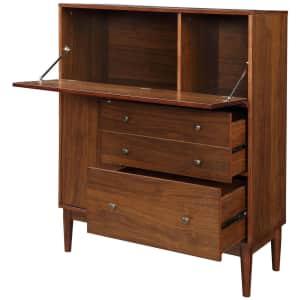 Acme Furniture Mullener Secretary Desk for $219