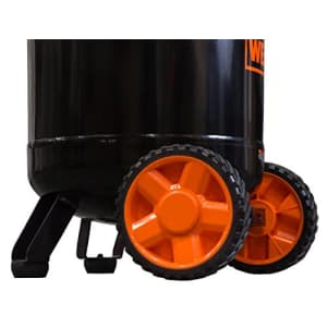 WEN 2202 20-Gallon Oil-Lubricated Portable Vertical Air Compressor for $390