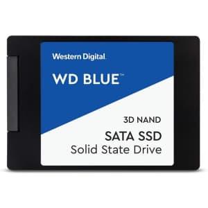 "WD Blue 3D 4TB 2.5"" SATA III 6Gbps Internal SSD for $400"