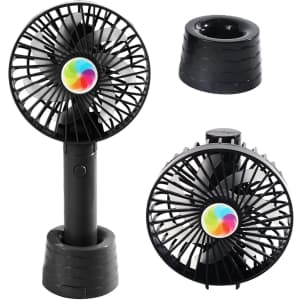 GDFG Mini Handheld Fan for $6