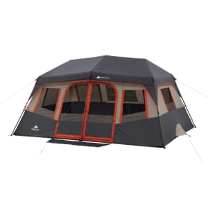 Ozark Trail 14x10-Foot 10-Person Instant Cabin Tent for $149