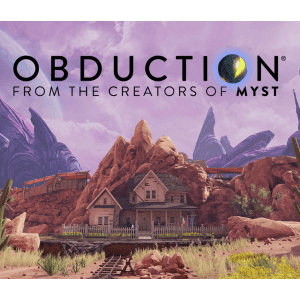 Obduction for PC or Mac (Epic Games): free