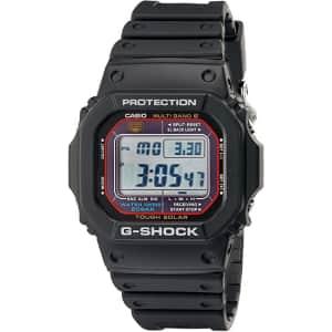 Casio Men's G-Shock Tough Solar Atomic Digital Watch for $140