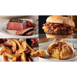 Omaha Steaks Classic Butcher's Favorites 26-Piece Bundle for $117