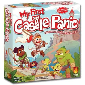 Fireside Games My First Castle Panic Game for $14