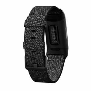 Fitbit Charge 4 Granite Reflective Woven Advanced Fitness Tracker for $120