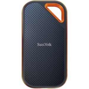 SanDisk 2TB Extreme PRO Portable SSD for $370