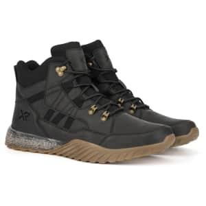 Xray Footwear Men's Muntrow High Top Sneakers for $25