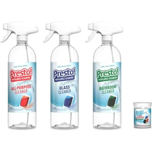 Amazon Brand Laundry & Cleaning Supplies: Up to 43% off