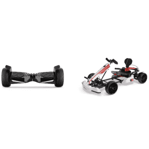 Jetson Condor Extreme Terrain Race Kart w/ Hoverboard for $399 for members