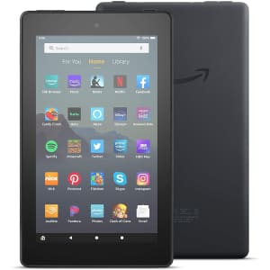 """Amazon Fire 7 16GB 7"""" Tablet (2019) for $40"""