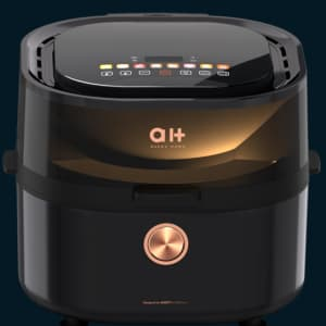 Aukey 10-in-1 Alpha Air Fryer and Grill for $50