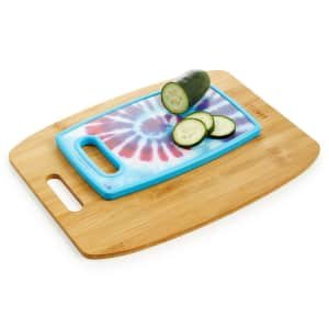 Art & Cook 2-Piece Cutting Board Set for $10