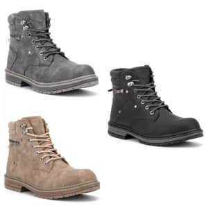 Xray Footwear Men's Jack Boots for $27