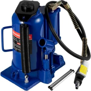 Vevor 20-Ton Air Hydraulic Bottle Jack for $82