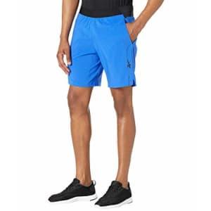 Reebok Men's Standard One Series Training Shorts, Court Blue, 2XL for $29
