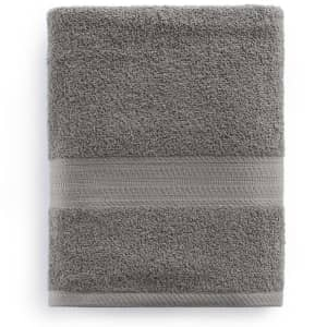 The Big One Solid Bath Towel from $2.39