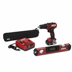 SKIL 2-Tool Combo Kit: PWRCore 12 Brushless 12V 1/2 Inch Cordless Drill Driver and 12 Inch Digital for $63