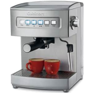 Cuisinart Programmable Cappuccino & Espresso Machine for $187