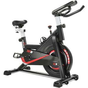 Relife Rebuild Your Life Stationary Exercise Bike for $280
