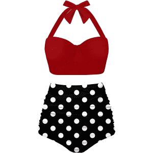 Fancyskin Women's 2-Piece Bathing Suit for $19