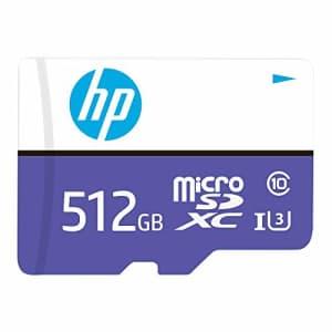 HP MX330 Class 10 U3 MicroSDXC Flash Memory Card for $73