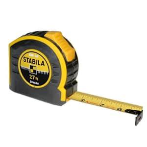 Stabila Inc. Stabila 30327 27-Feet Tape Measure for $15