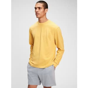 Gap Men's Comfy Shop: 40% off + extra 20% off